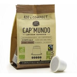 Café capsule - bio&compostable - Combawa