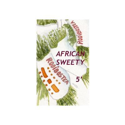 Rooibos African Sweety - Fraise chantilly