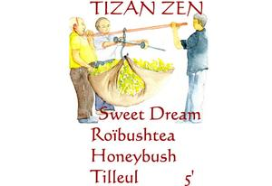 Infusion de plantes Ti- Zan Zen Sweet dream