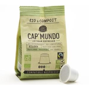 Café capsule - bio&compostable - Biloba