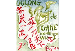 Causerie dégustation : thés Oolong ou Wu long