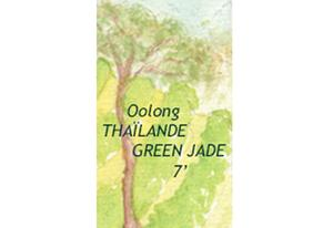 Thé Oolong Green Jade