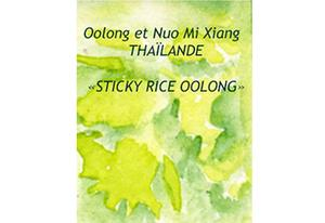 Thé Sticky Rice Oolong