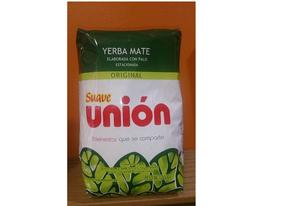 Infusion Yerba Mate Union